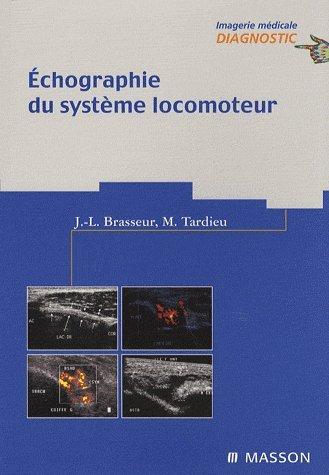 Echographie  de  l'appareil  locomoteur