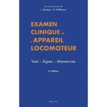 Examen clinique de l'appareil locomoteur