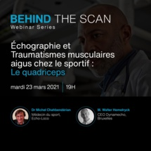 Echographie et traumatismes musculaires chez le sportif: le quadriceps