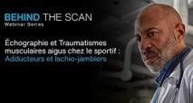 Webinaire N°2 SONOSITE FUJIFILM: échographie et traumatismes chez le sportif
