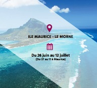 SEMINAIRE MEDECINE ET VENT n°7 destination MAURICE