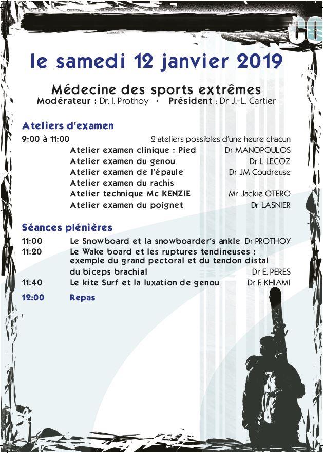 Médecine des Sports Extrèmes