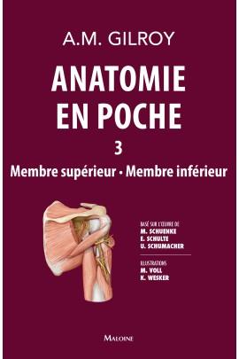 Anatomie en poche