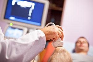 Formation pratique d'échographie musculo-squelettique