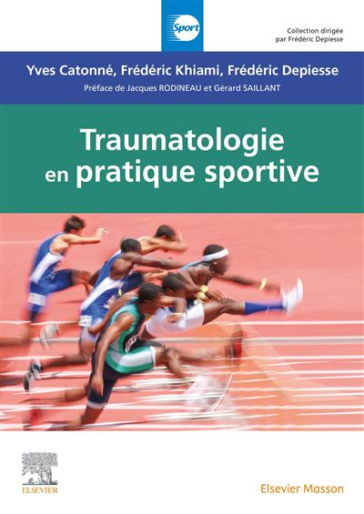 Traumatologie en pratique sportive