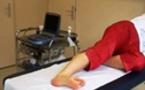 Infiltration de la gaine des tendons fibulaires