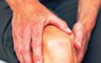 Lavage articulaire du genou