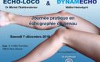 Journée pratique en échographie du genou